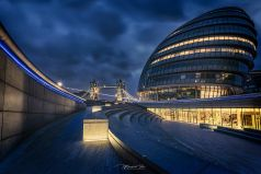London City Hall , England