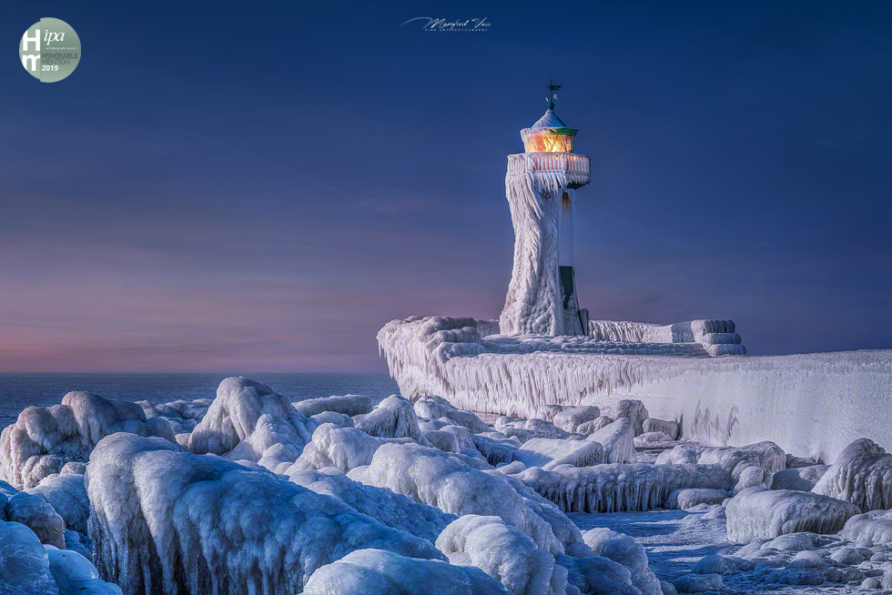Frozen Lighthouse Honorable Mention IPA Awards 2019
