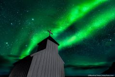 A sky full of Stars , Lofoten / Norwegen