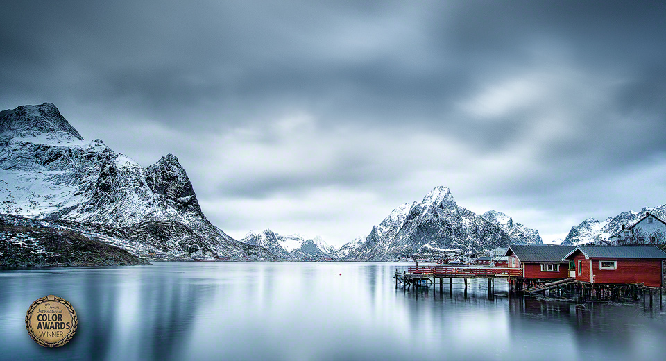 silver , Lofoten , Norway