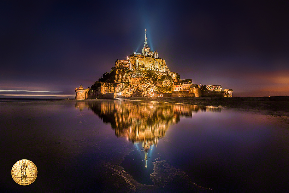 Mont Saint Michel , Normadie , France