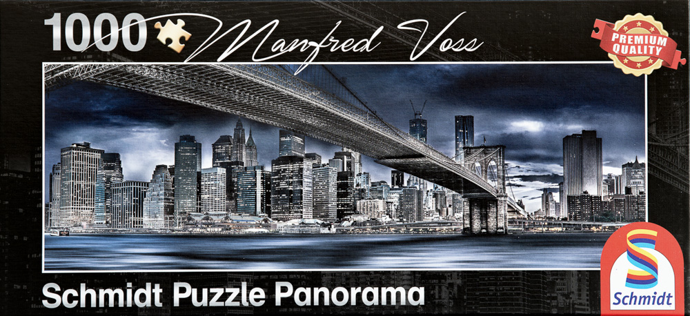 Puzzel New York Panorama